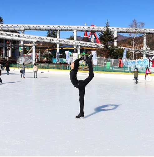 村山巧 フィギュアスケート
