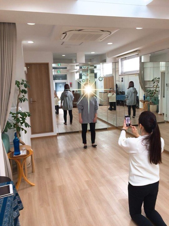 東京 ウォーキング教室